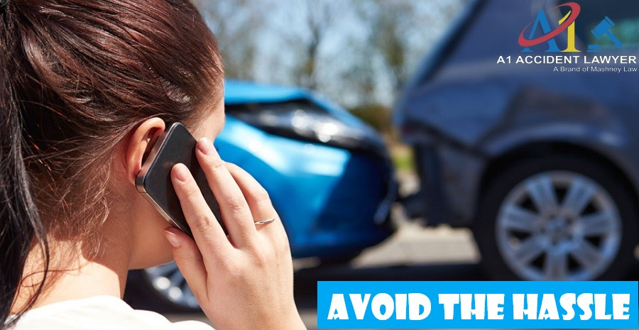 Avoid The Hassle After an accident in Orange County