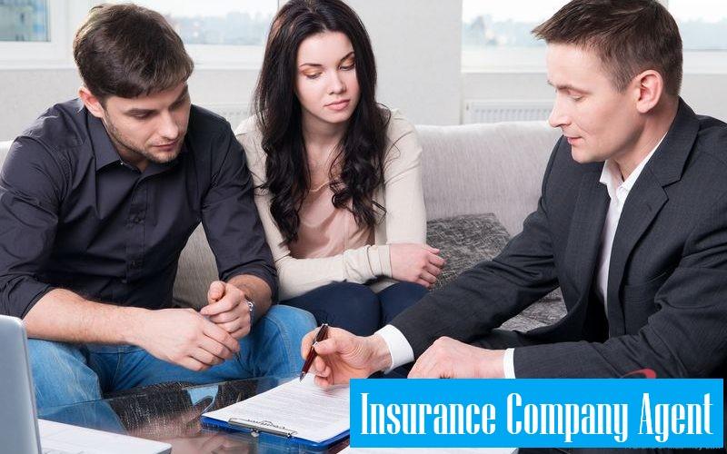 Insurance Company Agent