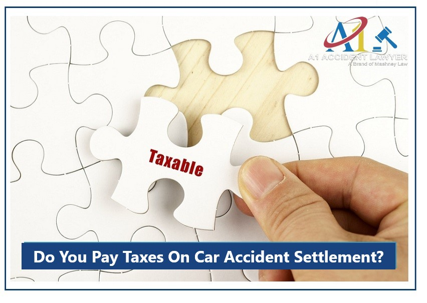Do You Pay Taxes On Car Accident Settlement