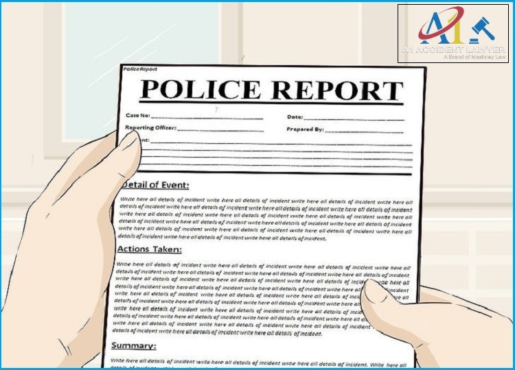 How To Get The Police Report After The Accident