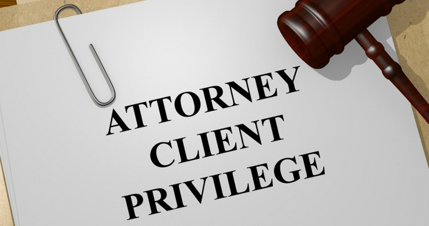 What Is Attorney Client Privilege