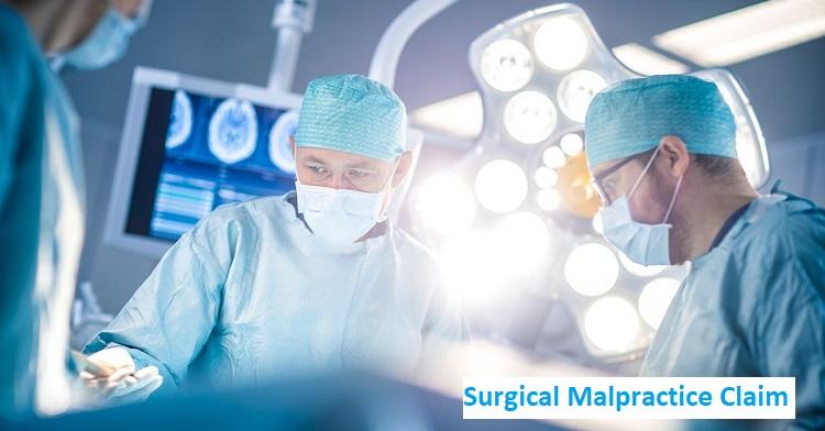 Surgical Malpractice Claim