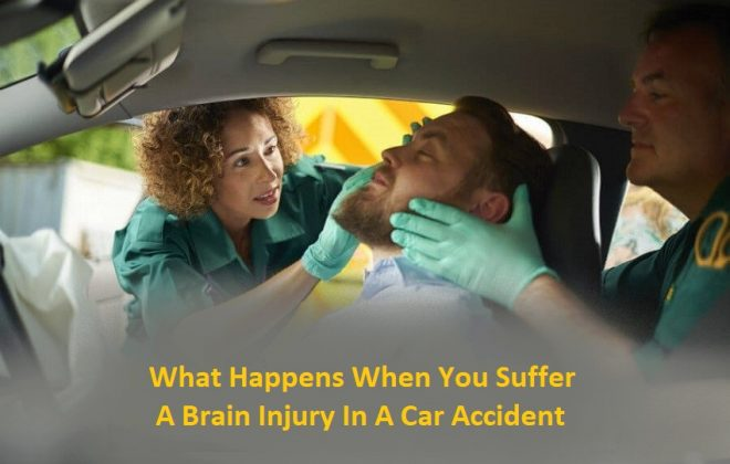 What Happens When You Suffer A Brain Injury In A Car Accident