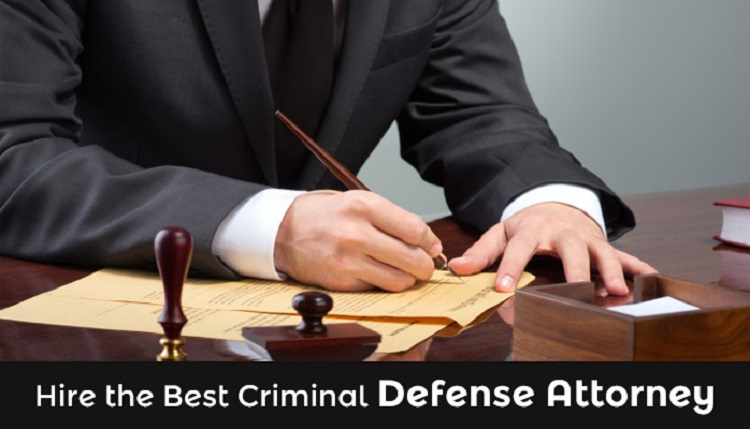 What To Search For In A Criminal Defense Lawyer?
